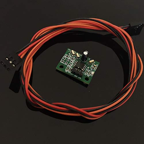 IR Probe Mini Differential IR Height Sensor with Cable for 3D Printer auto Leveling compatitable with BLV 3D Printer