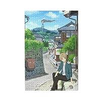 夏目友人帳 ジグソーパズル キャラクター パズル アニメパターン 萌えグッズ 子供 初心者向け ギフト (1000 Pcs)