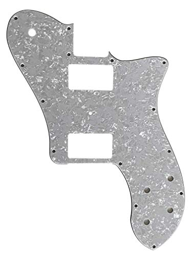 Golpeador de guitarra personalizado para Fender Professional Telecaster Deluxe estilo Shawbucker (4...