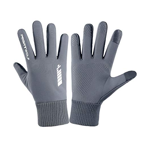 YLLQXI Winter Gloves Windproof Thermal for Men Women Outdoor Running Cycling Hiking Driving Climbing Touch Screen Gloves