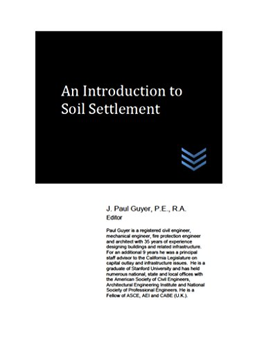 An Introduction to Soil Settlement
