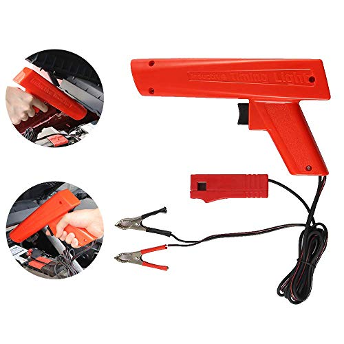 Viitech ZC-100 Ignition Timing Strobe Xenon Light 12V with Pistol Grip for Checking Ignition...