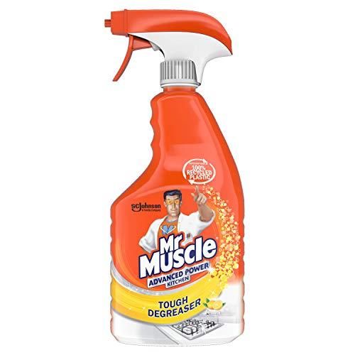 Mr Muscle Küchenreiniger, Advanced Power Allzweck-Reinigungsspray, 750 ml, 6 Stück