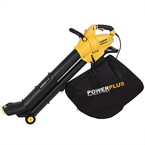 POWERPLUS POWXG4037 - Aspirador/soplador de hojas 3000w
