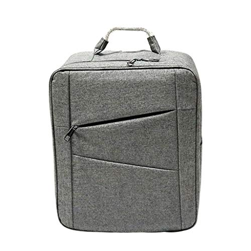 F Fityle Zaino RC Drone Carry Bag per DJI Phantom4 Phantom3 Professional Grey