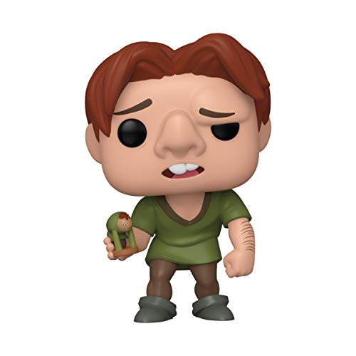 Funko- Pop Disney: Hunchback of Notre Dame-Quasimodo Collectible Toy, Multicolor (41145)