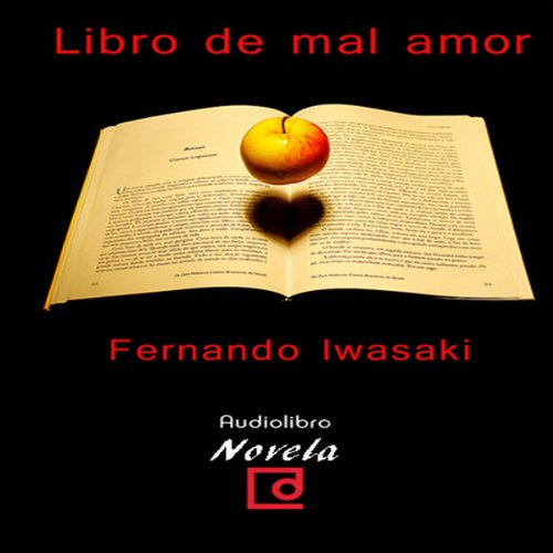 Libro de mal amor [The Book of Bad Love] audiobook cover art
