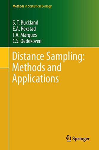 Distance Sampling: Methods and Applications (Methods in Statistical Ecology)