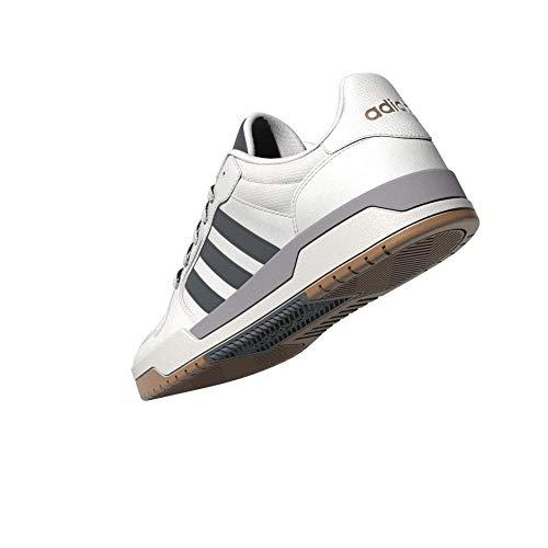 adidas Herren ENTRAP Sneaker, Ftwwht Legblu Glogry, 48 EU