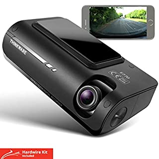Thinkware F770 Dash Cam Full HD 1080p Front Car Camera Dashcam - Super Night Vision, Includes 16GB SD Card & Hardwire lead for Battery Safe Parking Mode Install - Android/iOS App (B01G0VG07O)   Amazon price tracker / tracking, Amazon price history charts, Amazon price watches, Amazon price drop alerts