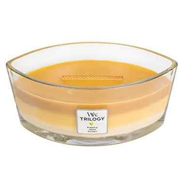 Yankee Candle Fruits Of Summer Trilogy - Pineapple, Lemon, Coconut