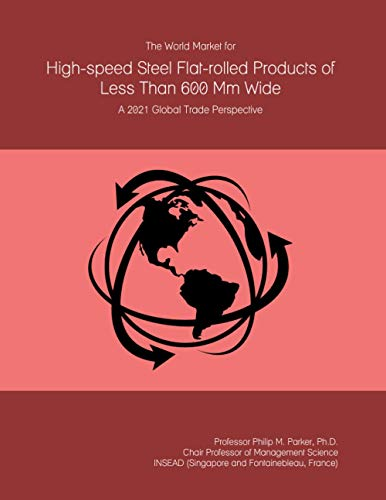 The World Market for High-speed Steel Flat-rolled Products of Less Than 600 Mm Wide: A 2021 Global Trade Perspective