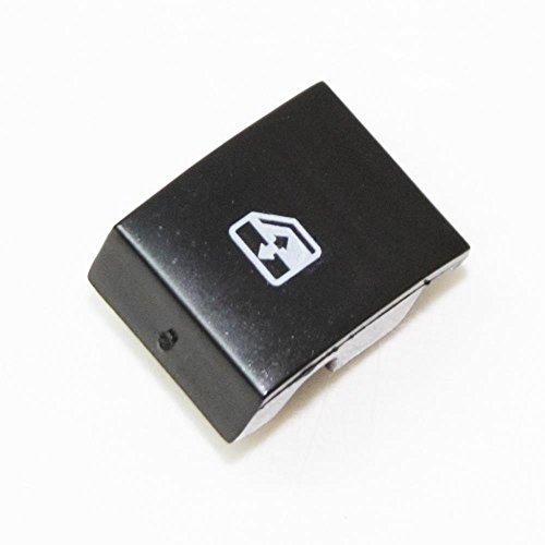 Schwarz Fensterheber Schalter Knopf Abdeckung Steuerdeckel