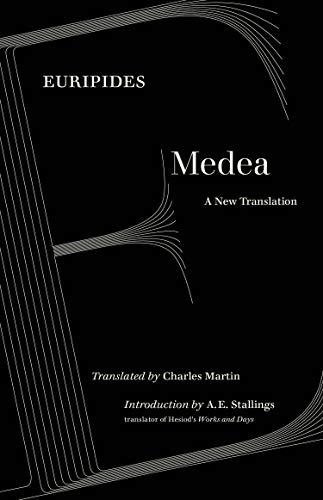 Medea: A New Translation (English Edition)