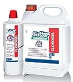 Detergente Igienizzante Sutter Clorogel kg.5x4