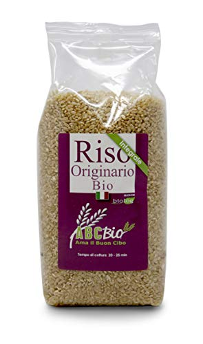 Carioni Food & Health Original biologische rijst 1 kg (2 stuks)