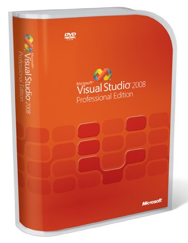 Microsoft Visual Studio Professional 2008