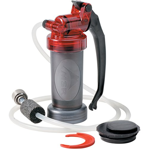 MSR MiniWorks® EX Microfilter Portable Water Filter Pump
