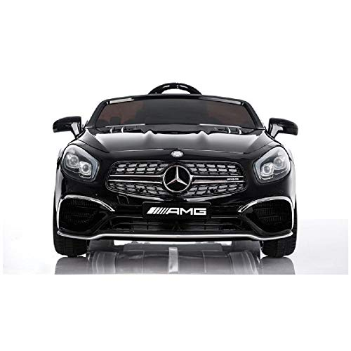 RC Auto kaufen Kinderauto Bild: Toyas Mercedes Benz SL65 KINDERAUTO ELEKTROAUTO SPORTAUTO Schwarz 12V*