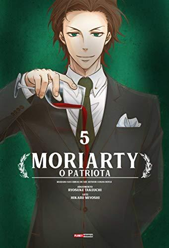 Moriarty: O Patriota - 5