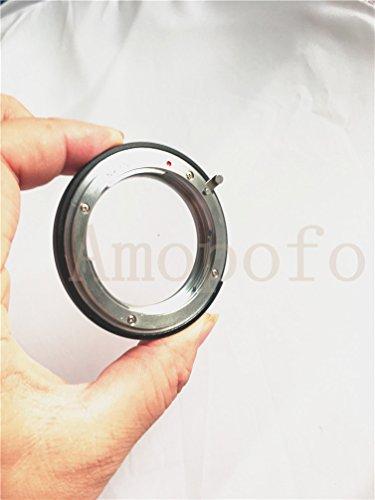Adaptador de montura para cámara Nikon F de objetivo AI a Canon antiguo FD AE-1