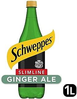 Schweppes Canada Dry Slim Line Ginger Ale - 1L (33.81fl oz)