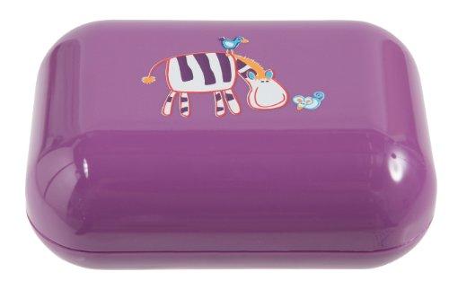 Bébé-jou 6207 Boîte à savon Ziggy (Violet)