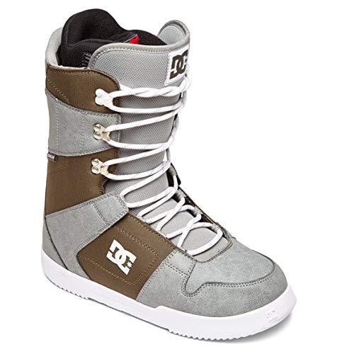 DC Shoes Phase - Boots de Snow à Lacets - Homme - EU 47 - Gris