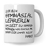 Tazza per insegnanti di matematica, matematica, tazza da tè, insegnante, matematica, insegnante, addio, laurea, scherzo