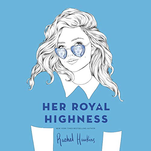 Her Royal Highness audiobook cover art