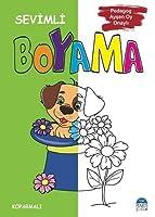 Sevimli Boyama - Koparmali