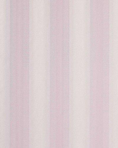 Carta da parati vinilica EDEM 085-26 a strisce larghe viola...