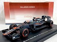 <絶版品> EBBRO エブロ 1/43 McLaren Honda MP4-30 2015 Middle Season No.14 F.Alonso マクラーレン ホンダ フェルナンド・アロンソ