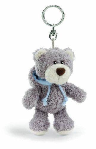 Nici 31954 - Winterbär 10 cm beanbag Schlüsselanhänger