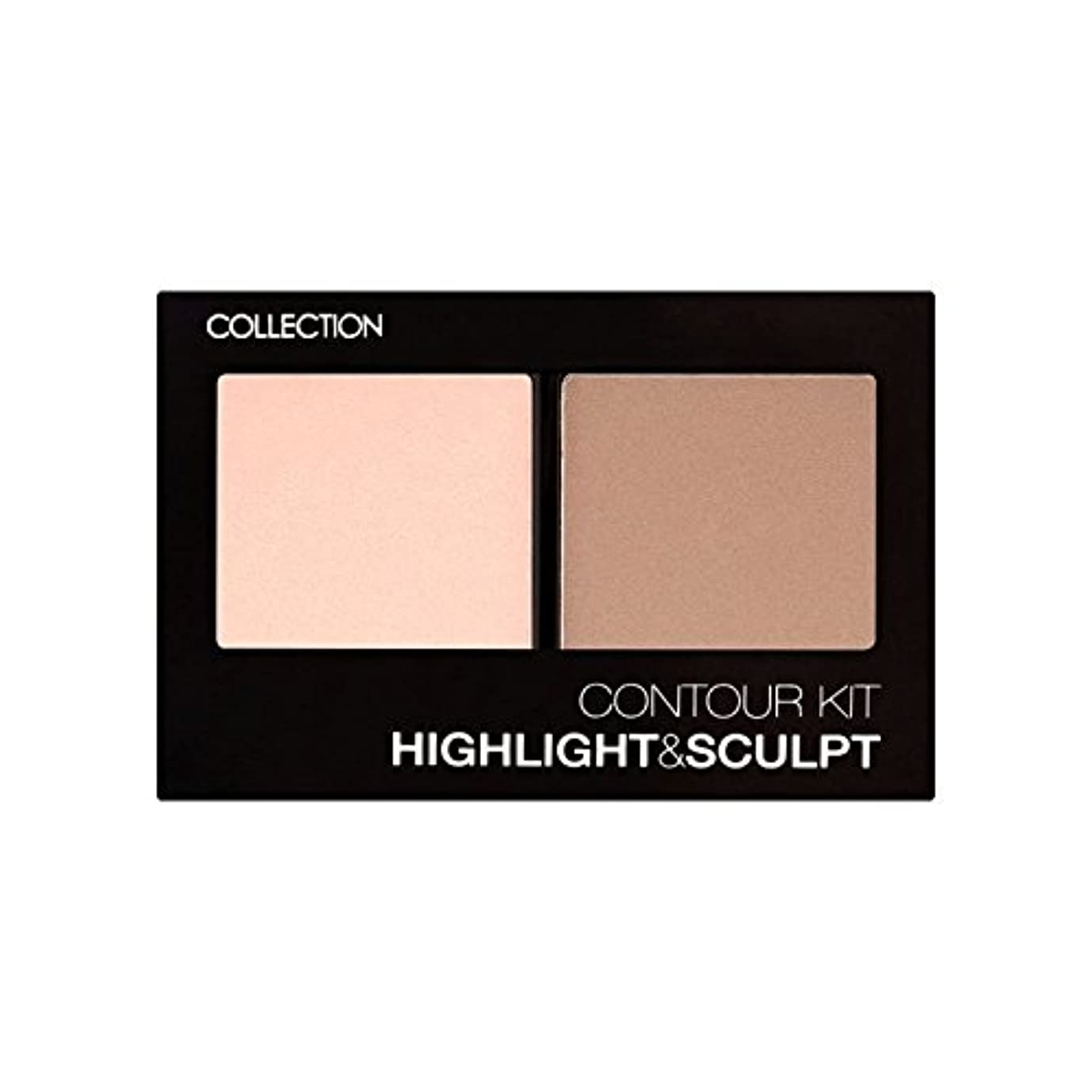 Collection Contour Kit Contour Kit 1 (Pack of 6) - コレクション、輪郭キット輪郭キット1 x6 [並行輸入品]