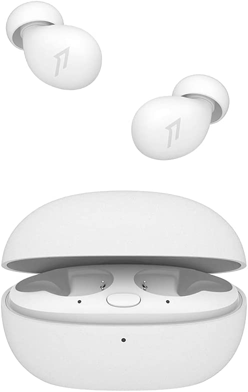 1MORE ComfoBudsZ Wireless Sleep Earbuds with White Noise Bluetooth Earphone with Noise Isolation, Balanced Armature, 5 Auto-Off Timers, Unnoticeable for Side Sleepers