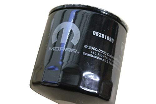 Mopar 5281090AB Oil Filter