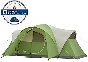 Coleman 8-Person Tent for Camping   Elite Montana Tent...