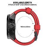 Zoom IMG-1 digit tail 24mm cinturino morbido