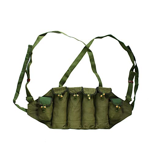 Reproduction Green Chinese Type 81 Type Chest Rig 6 Pockets