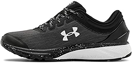 Under Armour Women's Charged Escape 3 Evo Running Shoe, Black, 10 M US