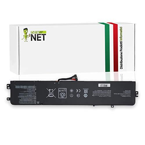 New Net Batteria L14M3P24 L14S3P24 Compatibile con Notebook Lenovo Ideapad Y700 700 Y700-14ISK 700-15ISK Legion R720 Y520-15IKBM Xiaoxin 700 Savior R720 [4050mAh]