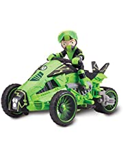 Ben 10 Transforming Vehicle with Action Figure