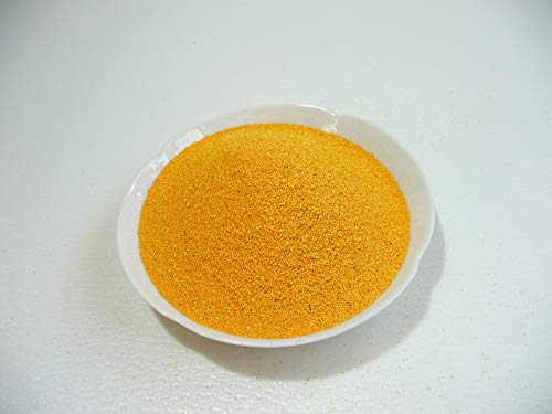 Sable coloré abricot 02/05 25kg