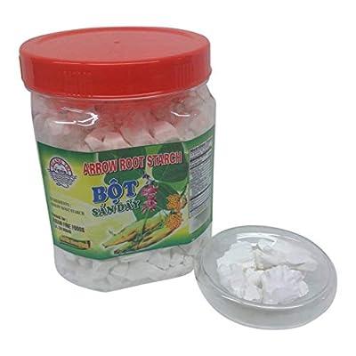 cornstarch chunks