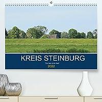 Kreis Steinburg (Premium, hochwertiger DIN A2 Wandkalender 2022, Kunstdruck in Hochglanz): Dor buen ick to Hus (Monatskalender, 14 Seiten )