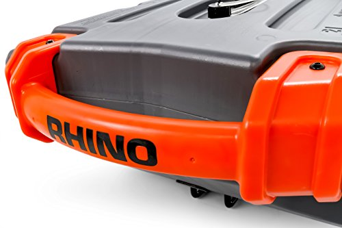 Camco (39006) Rhino Heavy Duty 36 Gallon Portable Waste Holding Hose and Accessories-Durable Leak Free and Odorless RV Tote Tank