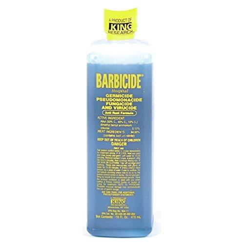 Barbicide Salon Barber Professional Disinfectant Solution 473ml