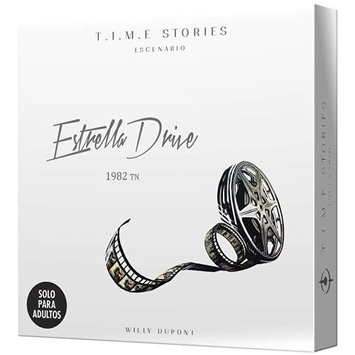 Space Cowboys- T.I.M.E Stories: Estrella Drive - Español, Color (Asmodee SCTS07ES)