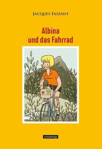 Albina und das Fahrrad